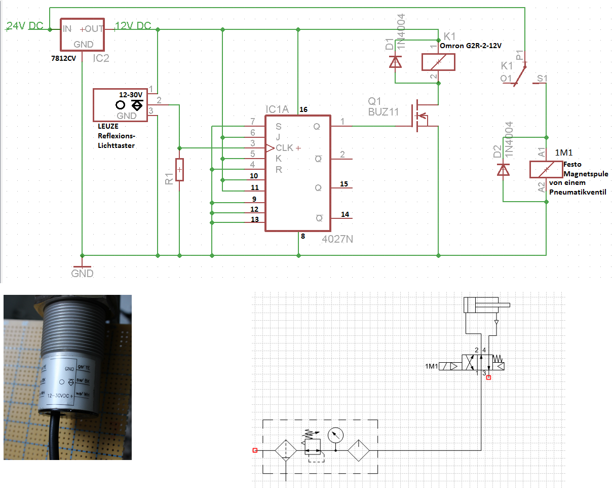 Jk Flip Flop Relais Schaltet Manchmal Nicht J K Circuit Diagram Preview Image For Problem2