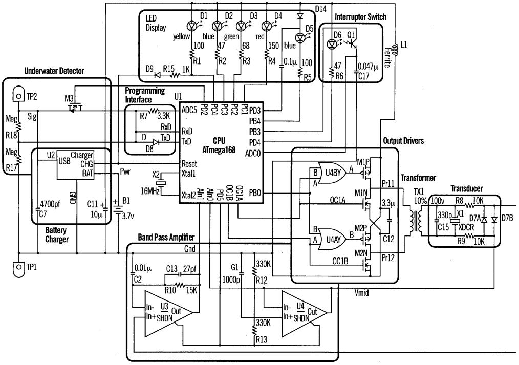 Schaltplan (Bandpass) - Mikrocontroller.net