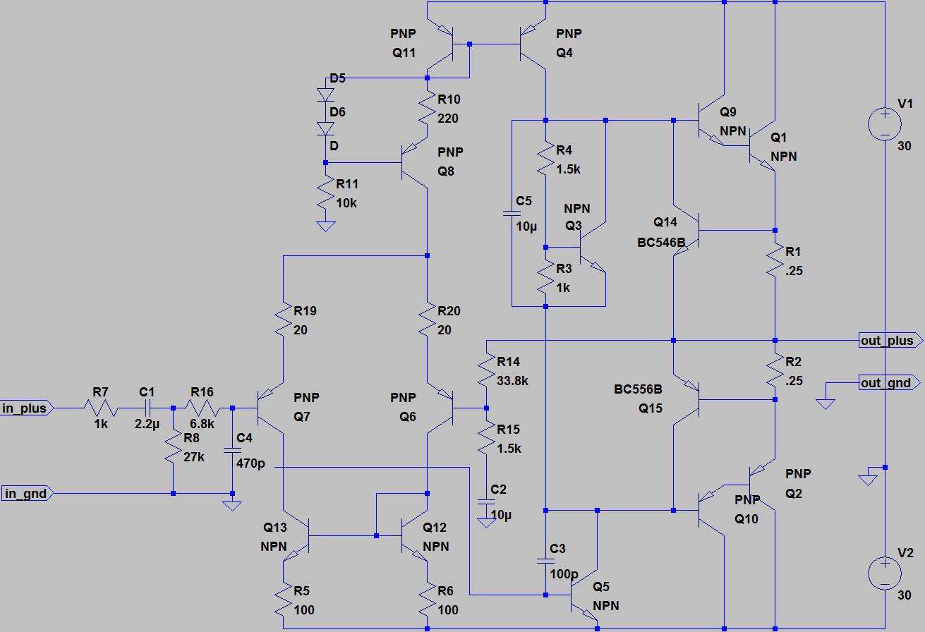 class ab - verstärker - Mikrocontroller.net