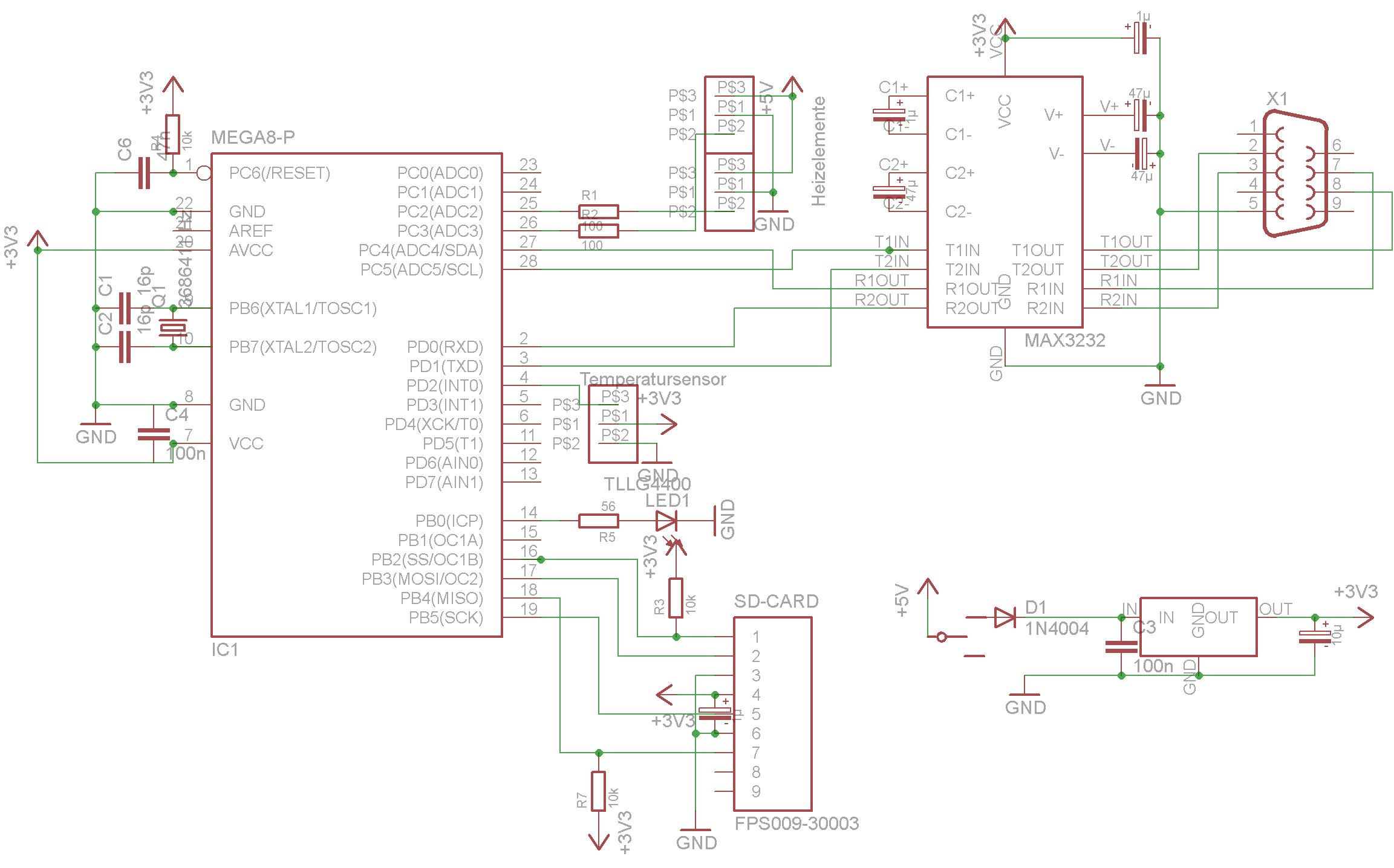 Bitte um Feedback zur ersten Platine - Mikrocontroller.net