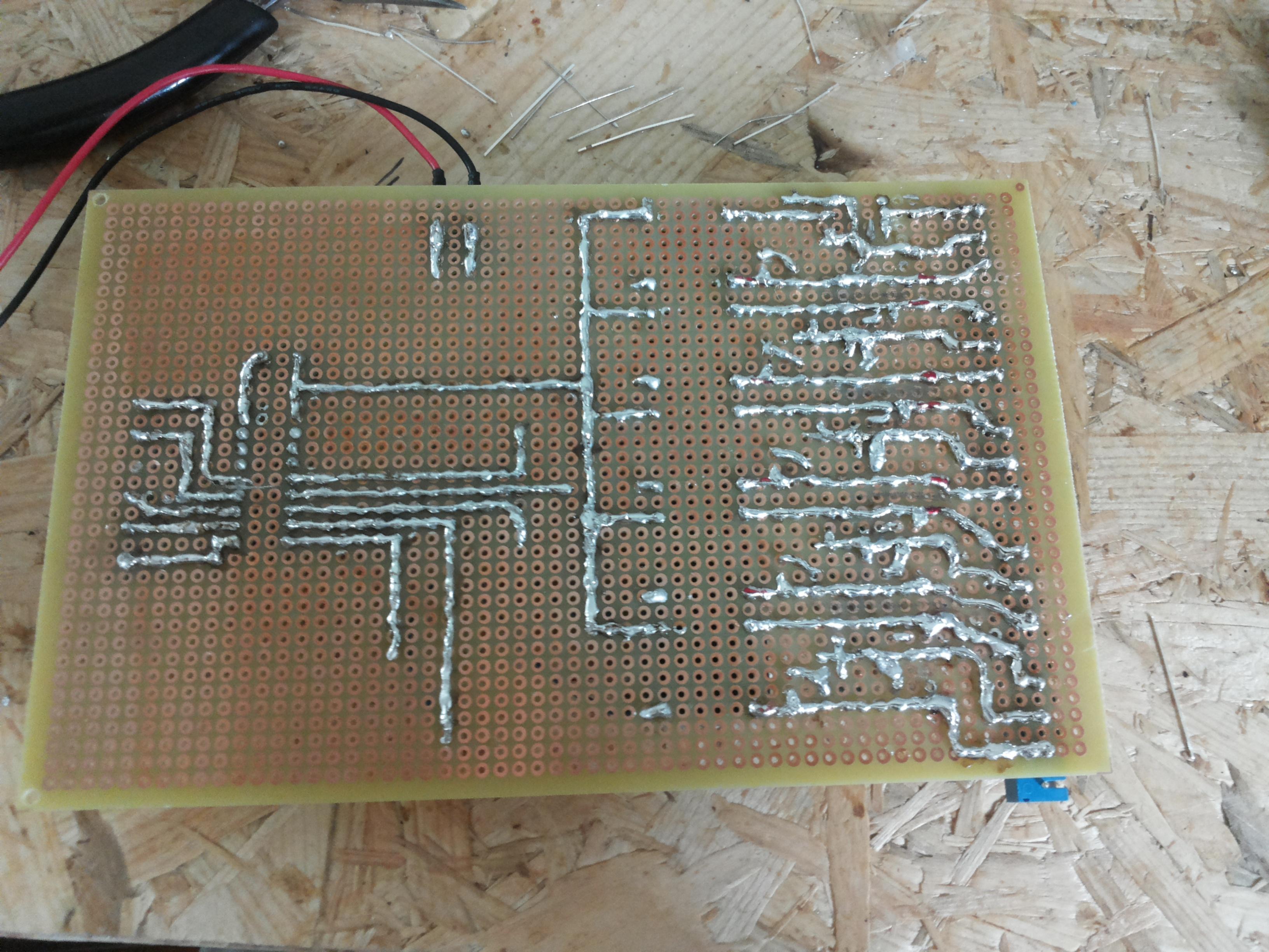 Eigene Steuerung von Relais über USB - Mikrocontroller.net