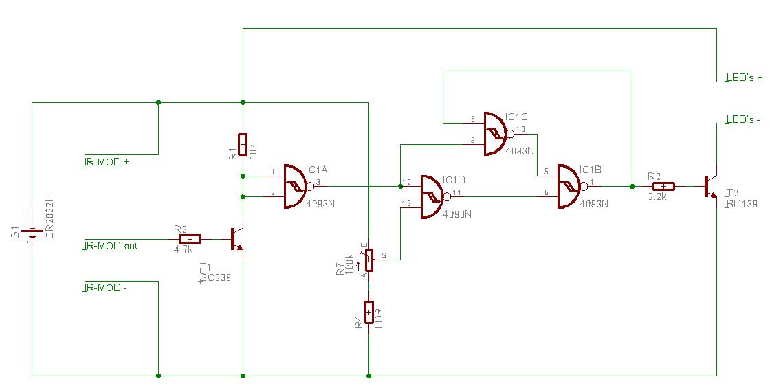 Fein Schaltplan Für Lichtleiste Bilder - Elektrische ...