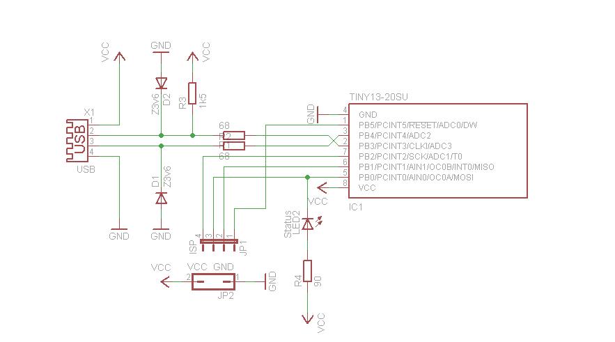 Mein erstes Mal, Schaltplan kontrolle - Mikrocontroller.net