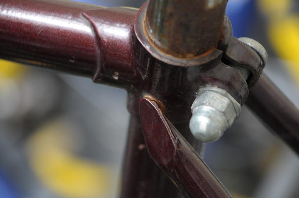 Fahrradrahmen gebrochen - schweißbar? - Mikrocontroller.net