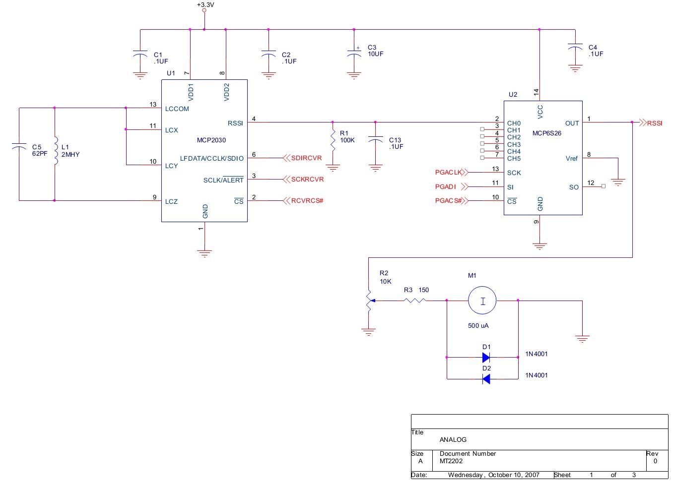 diy power kabelsucher / trassenfinder - mikrocontroller