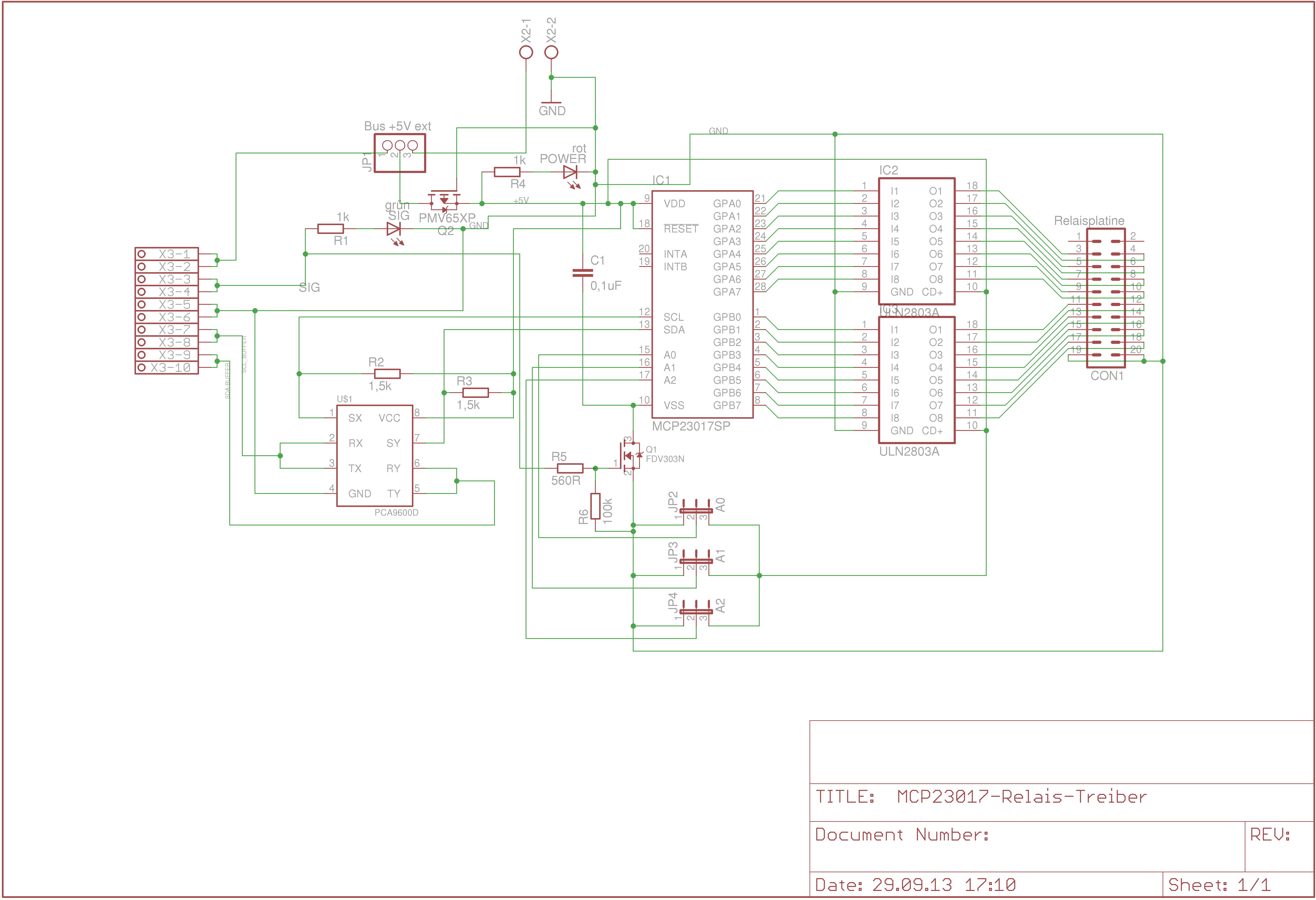 platinenentwurf f u00fcr heizungsregelung mit raspberry pi