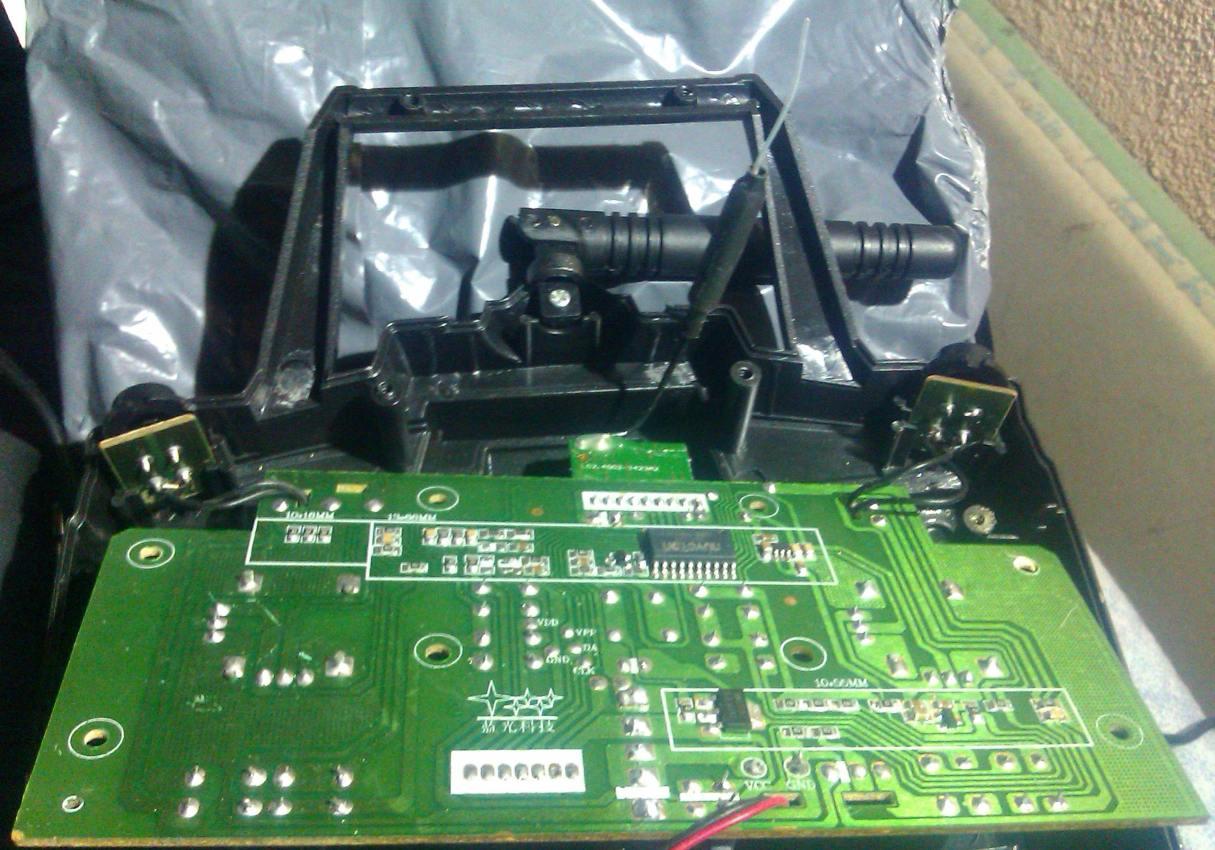 Ultraschall Entfernungsmesser Nrw : Hackbarer ? 21 eur quadcopter mikrocontroller.net