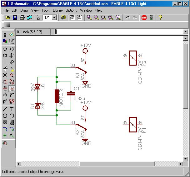 DC-Motor umpolen - Mikrocontroller.net