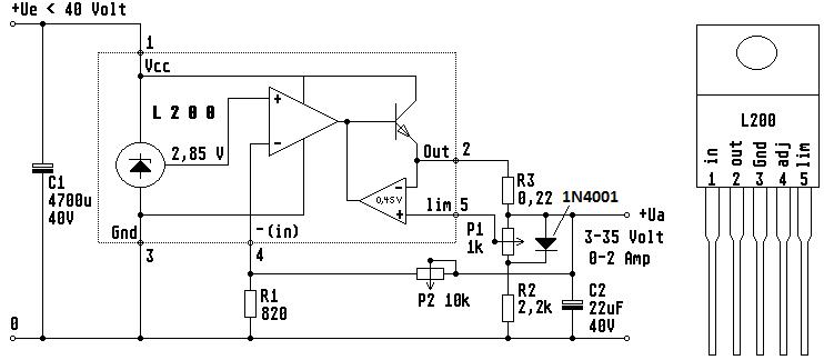 Bastel Anleitung Funktion Generator und oder Labor Netzteil ...