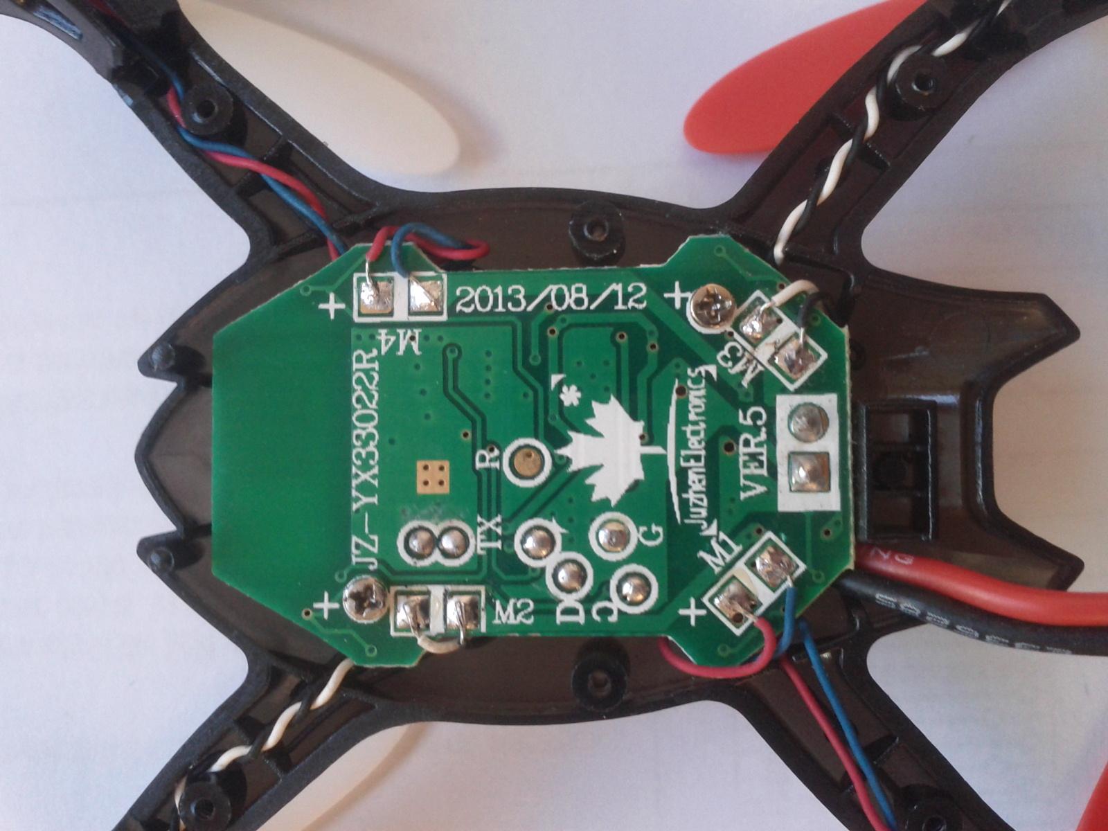 Aldi Entfernungsmesser Quad : Hackbarer eur quadcopter mikrocontroller