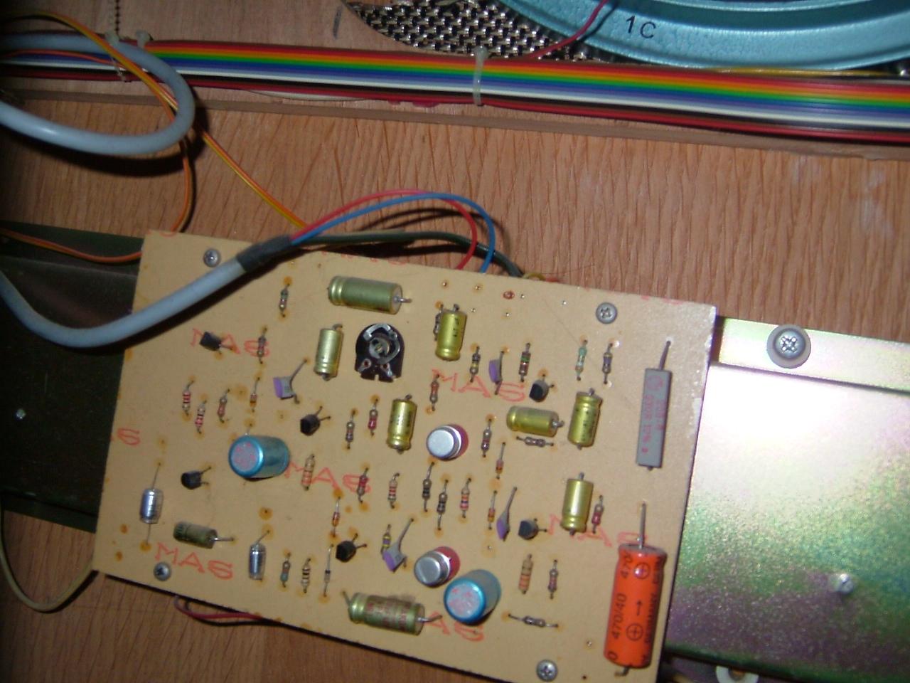 analoge Orgel reparieren - Mikrocontroller.net