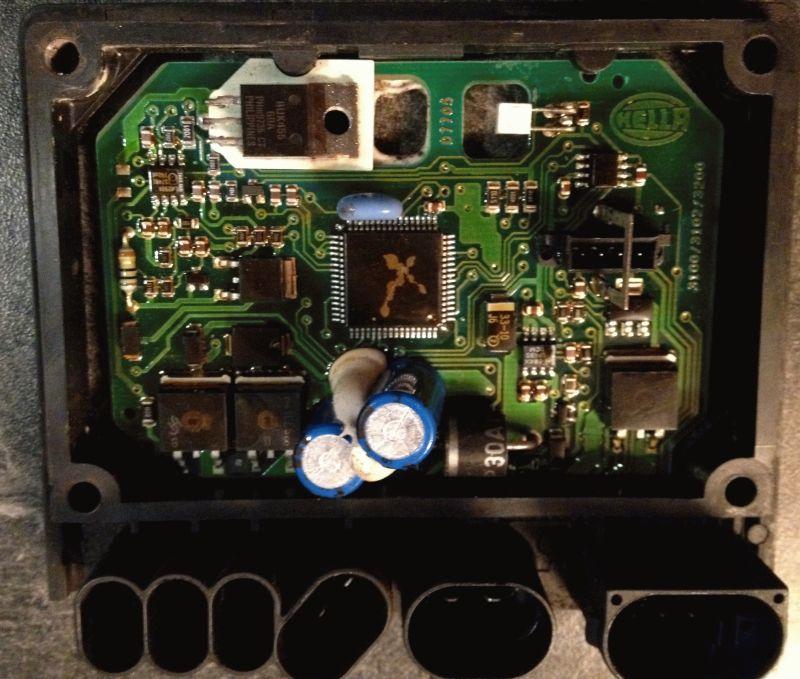 Steuerteil Webasto Standheizung Bw50 Mikrocontroller Net