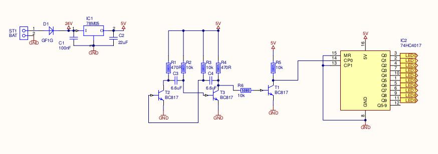 Löten lernen: Schaltpläne mit LEDs und günstigen Teilen gesucht ...
