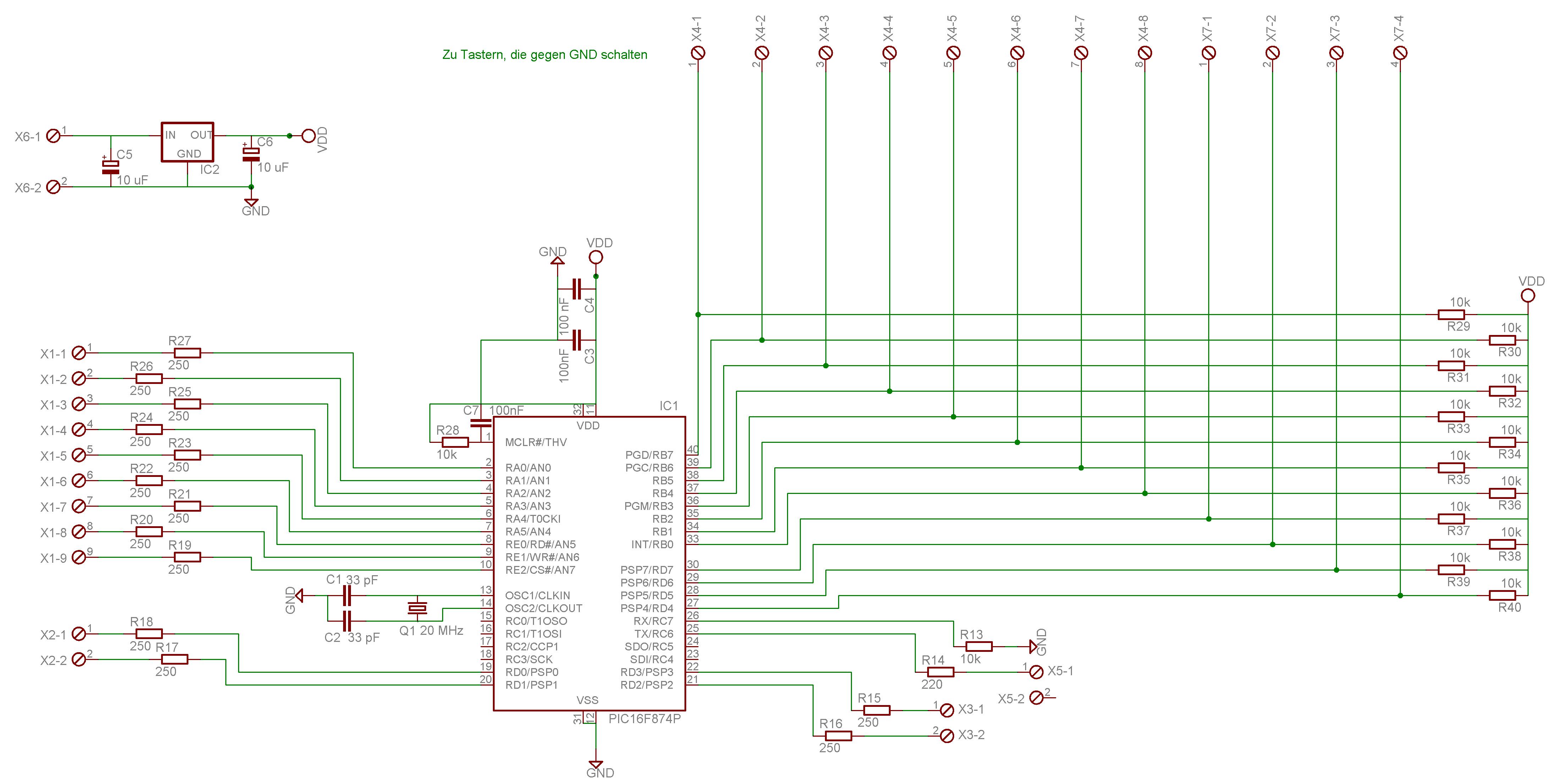 Beste 2 Draht Kondensator Schaltplan Ideen - Elektrische Schaltplan ...