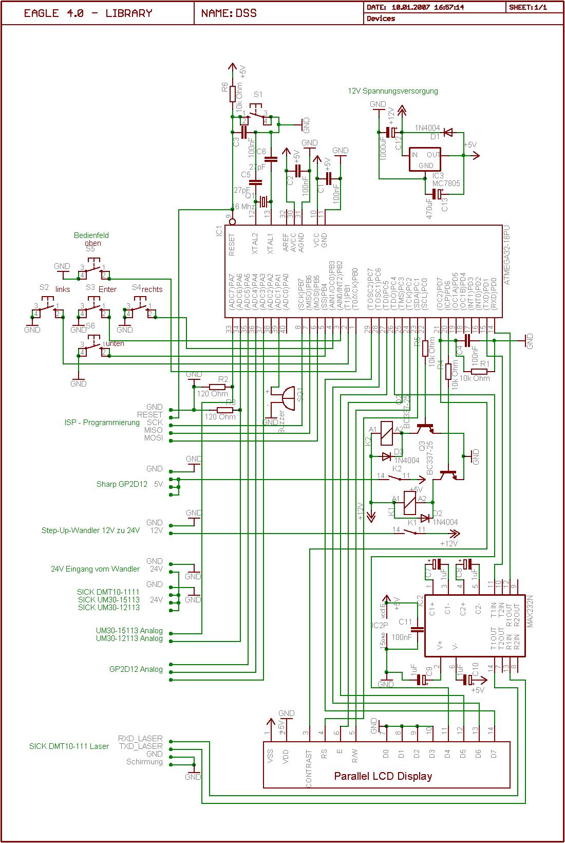 Software zum Zeichnen von Schaltplänen gesucht - Mikrocontroller.net