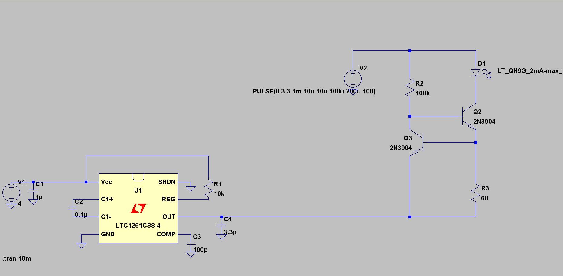 Led Dimming Mit Stromspiegel Und Uc Konstantstromquelle Fuer Power Mikrocontrollernet Preview Image For Invertvoltage