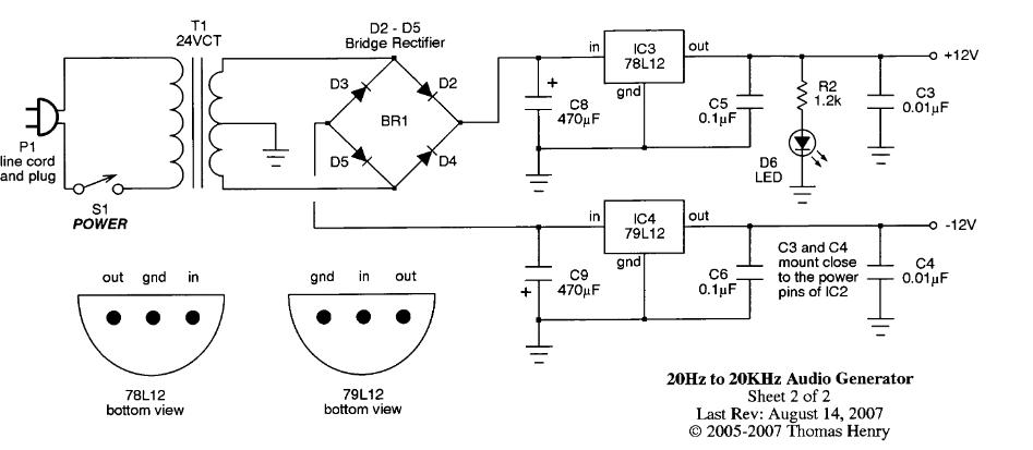 7815 und 7915 regeln falsch - Mikrocontroller.net