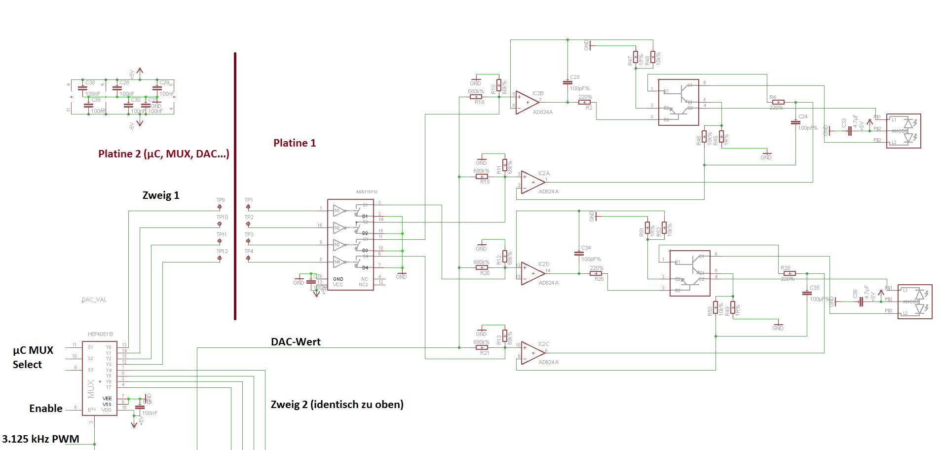 Ground stabilisieren? Schaltungen im Anhang - Mikrocontroller.net