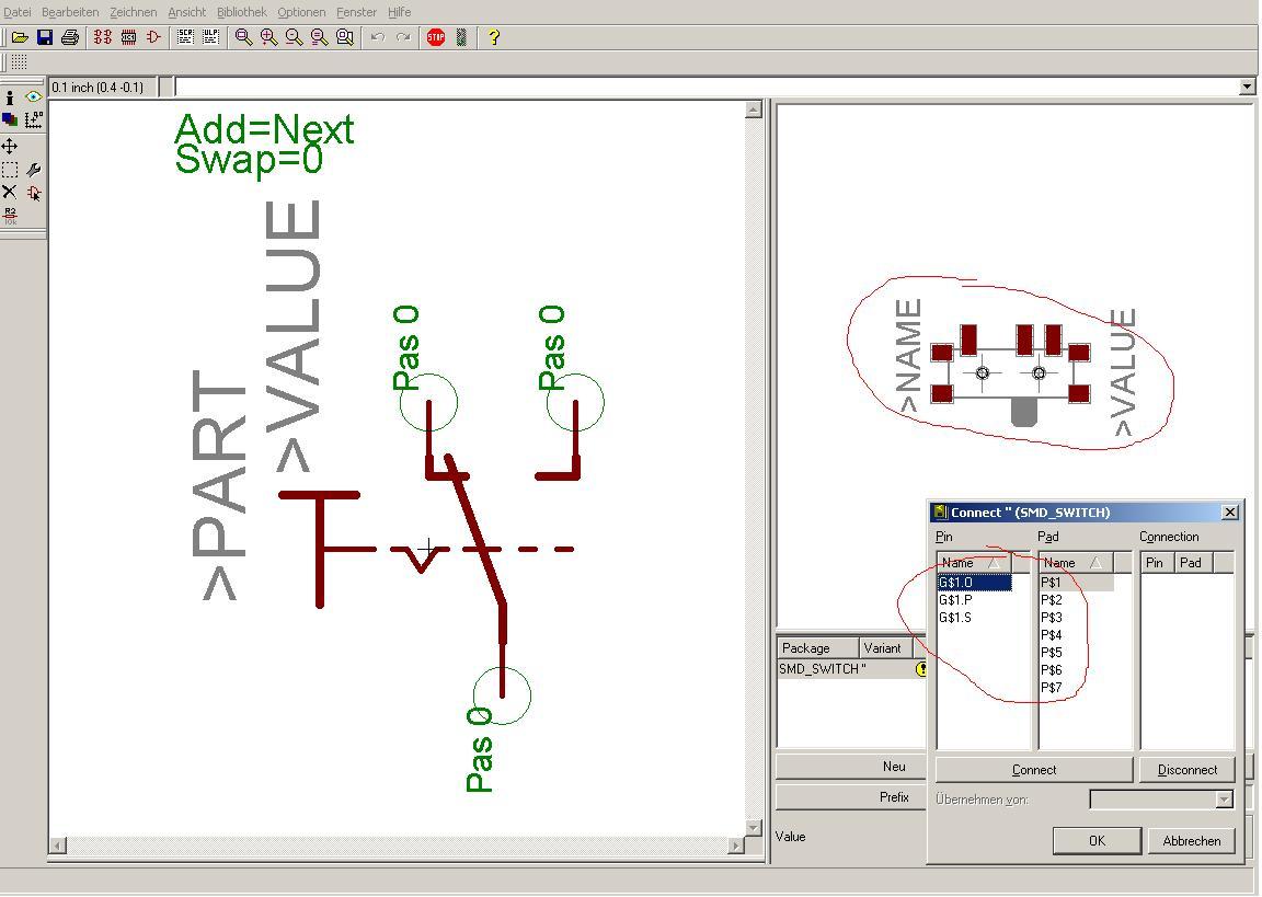 Schiebe-Schalter: Schaltsymbol nach IEC 60617