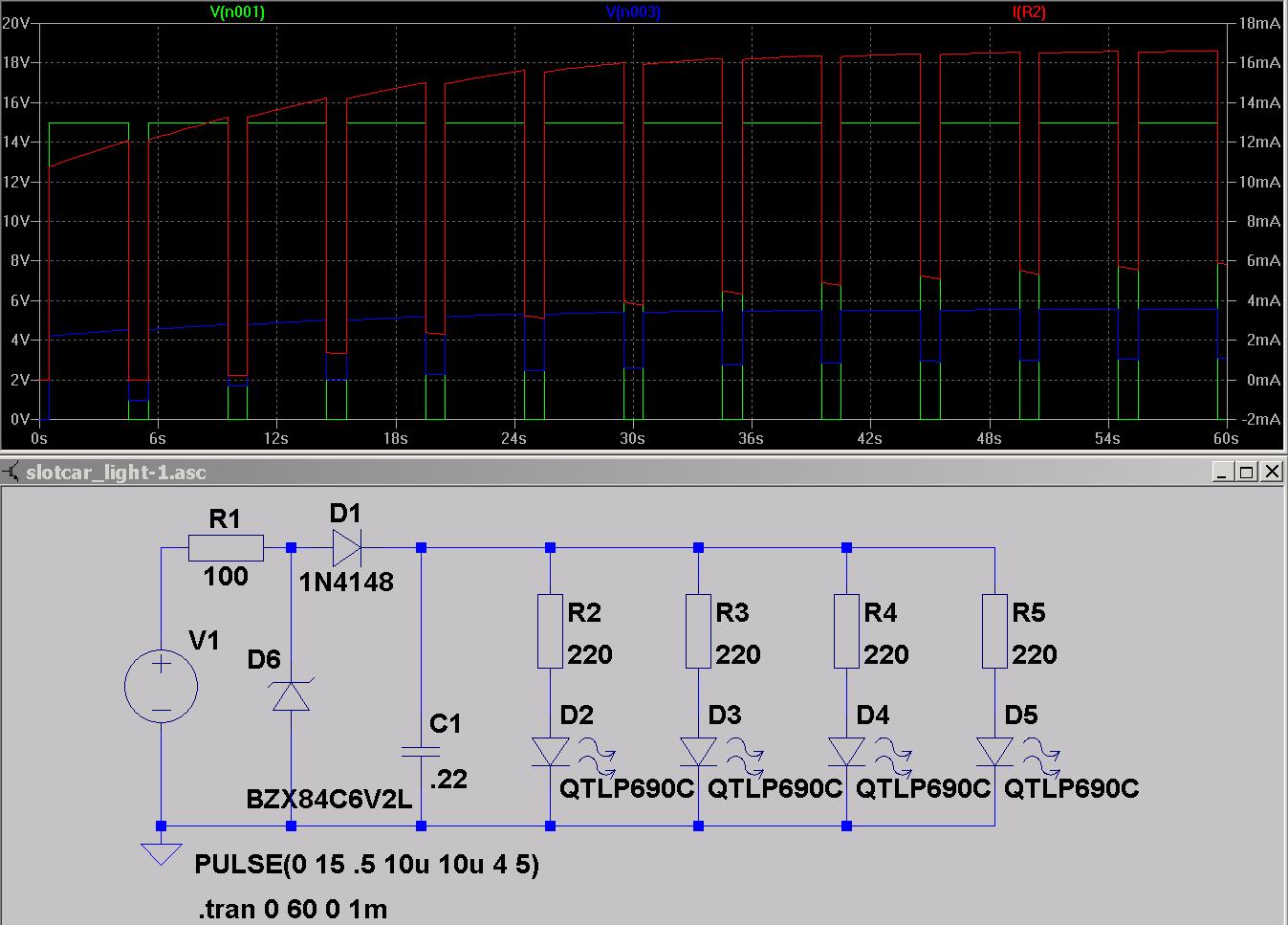 Beleuchtung Slotcar - Mikrocontroller.net