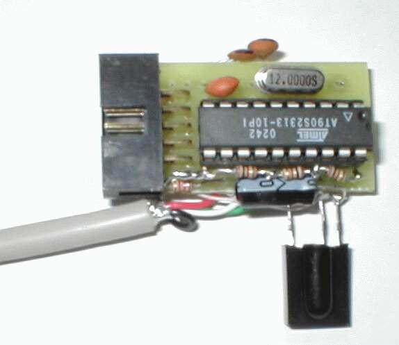 IgorPlug-USB - приемнник ДУ для компьютера с интерфейсом USB