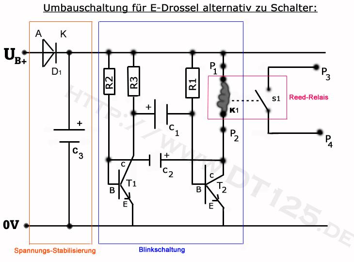 Beste Schaltplan Des Kraftstoffpumpenrelais Bilder - Elektrische ...