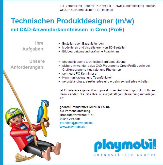 Umfrage gehalt produktdesigner playmobil for Produktdesigner gehalt