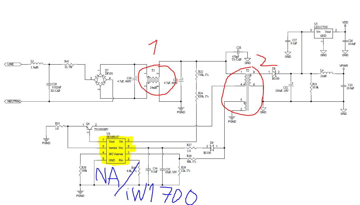 Power Line bzw. Power LAN im Selbstbau - Mikrocontroller.net