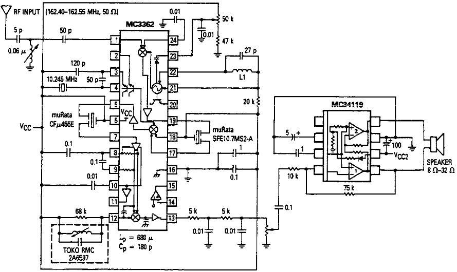 Rf Fm Receiver Im 169mhz Bereich Mikrocontroller Net