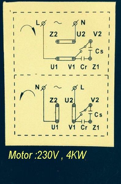 230V Motor anschließen - Mikrocontroller.net