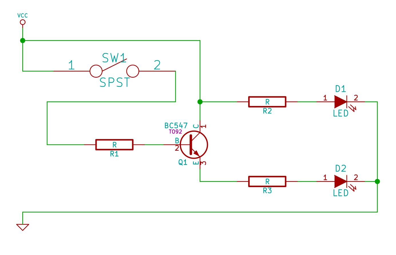 Verständnisfrage NOT-Schaltung - Mikrocontroller.net