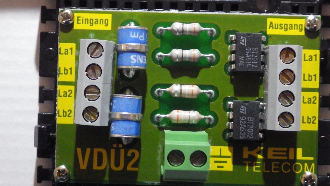 Überspannungsschutz für DSL16000 am Übergabepunkt - Mikrocontroller.net