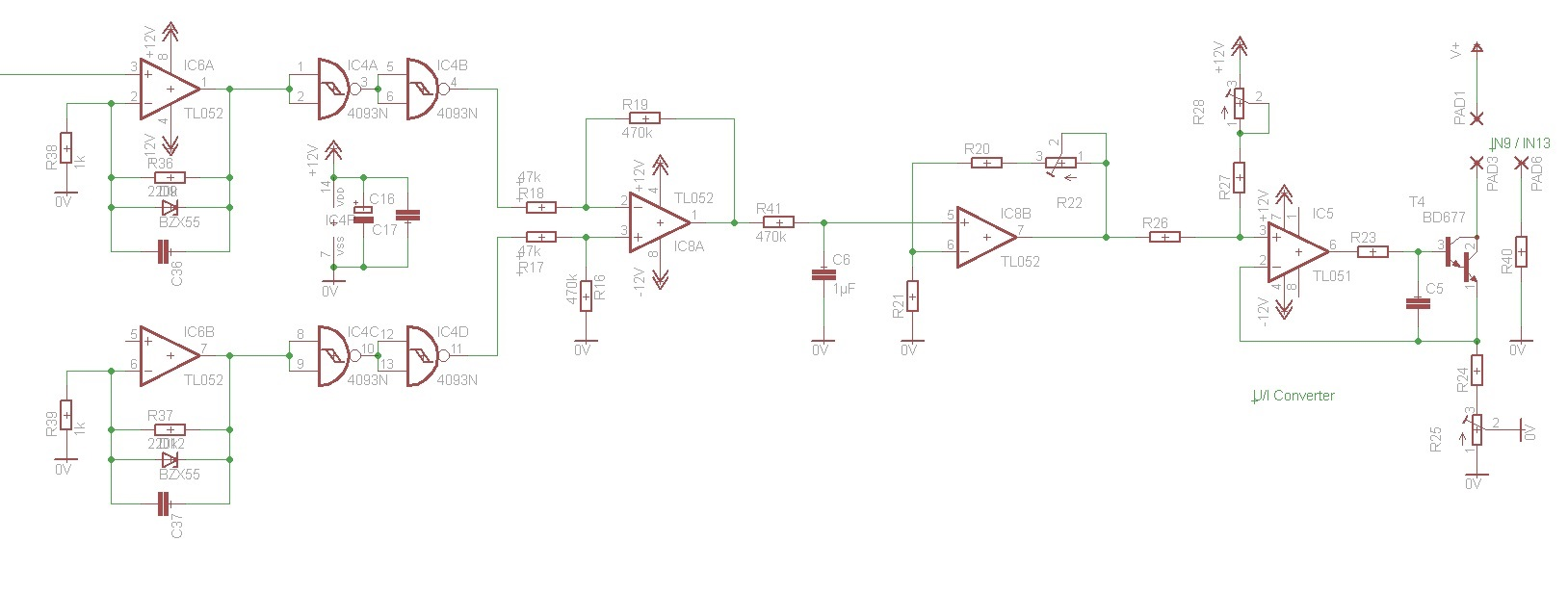 Phasenlage zwischen 2 Audiosignalen auswerten - gute Ideen ...