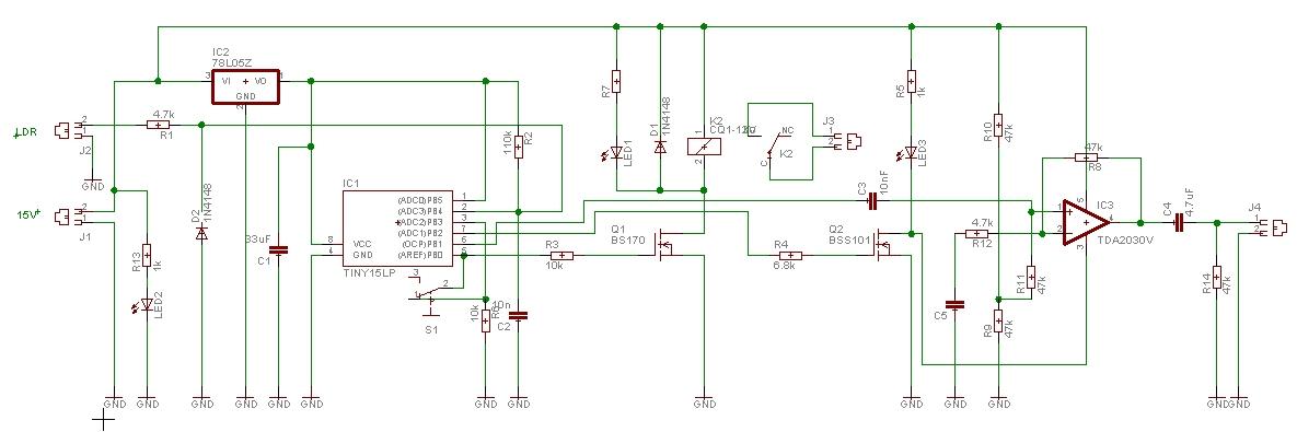 Marderschreck Softwareproblem - Mikrocontroller.net