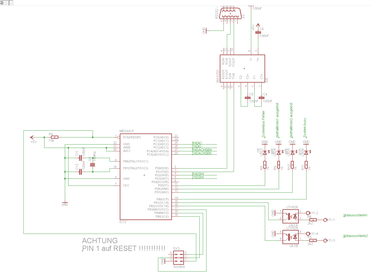 Max232 Atmega8 Pc Pin Diagram Preview Image For Unbenannt