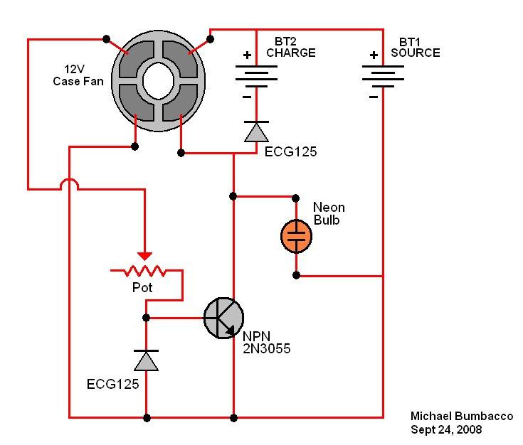 Electrical Wiring Schematic Software : Darlington schaltung als ersatz für kohm poti