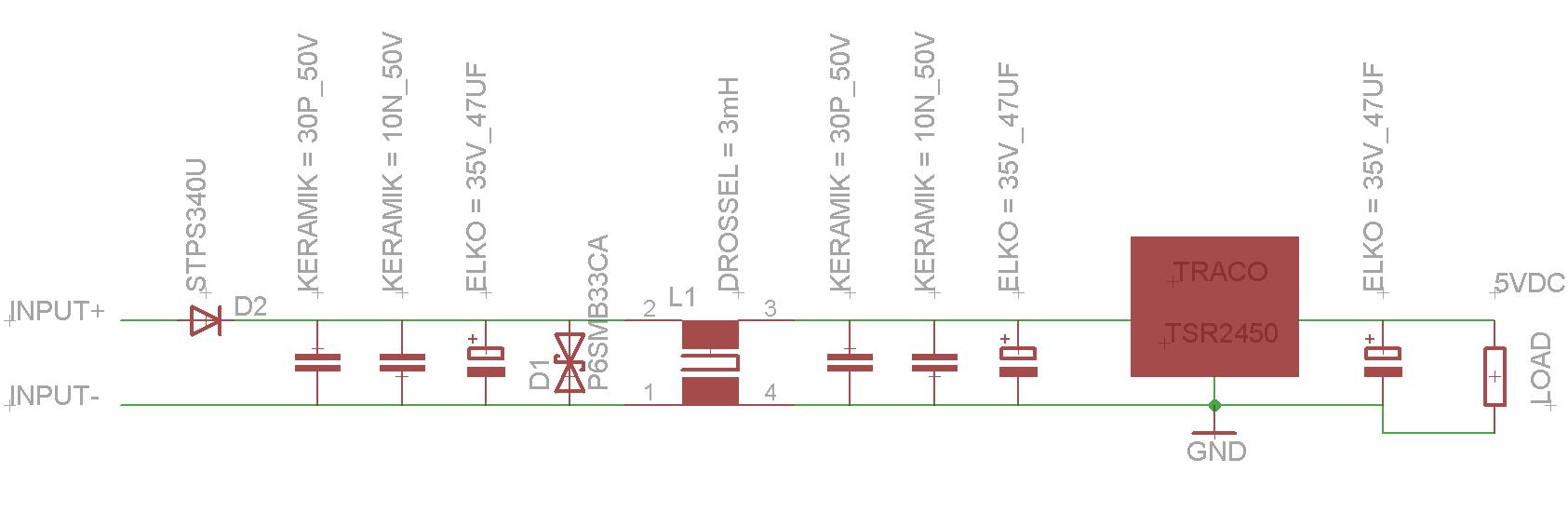 Großzügig Schaltplan Am Drosselanschlag Ideen - Elektrische ...