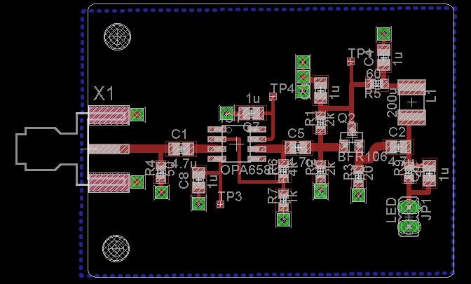 Leiterplatte in EAGLE für hohe Frequenzen - Mikrocontroller.net