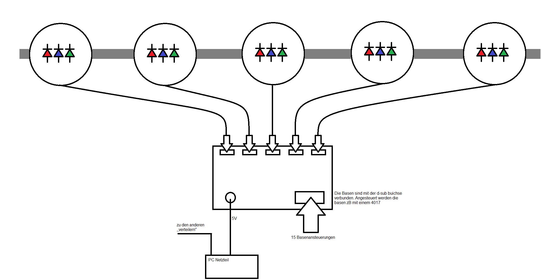 Fantastisch Schema Der Stromversorgung Fotos - Der Schaltplan ...
