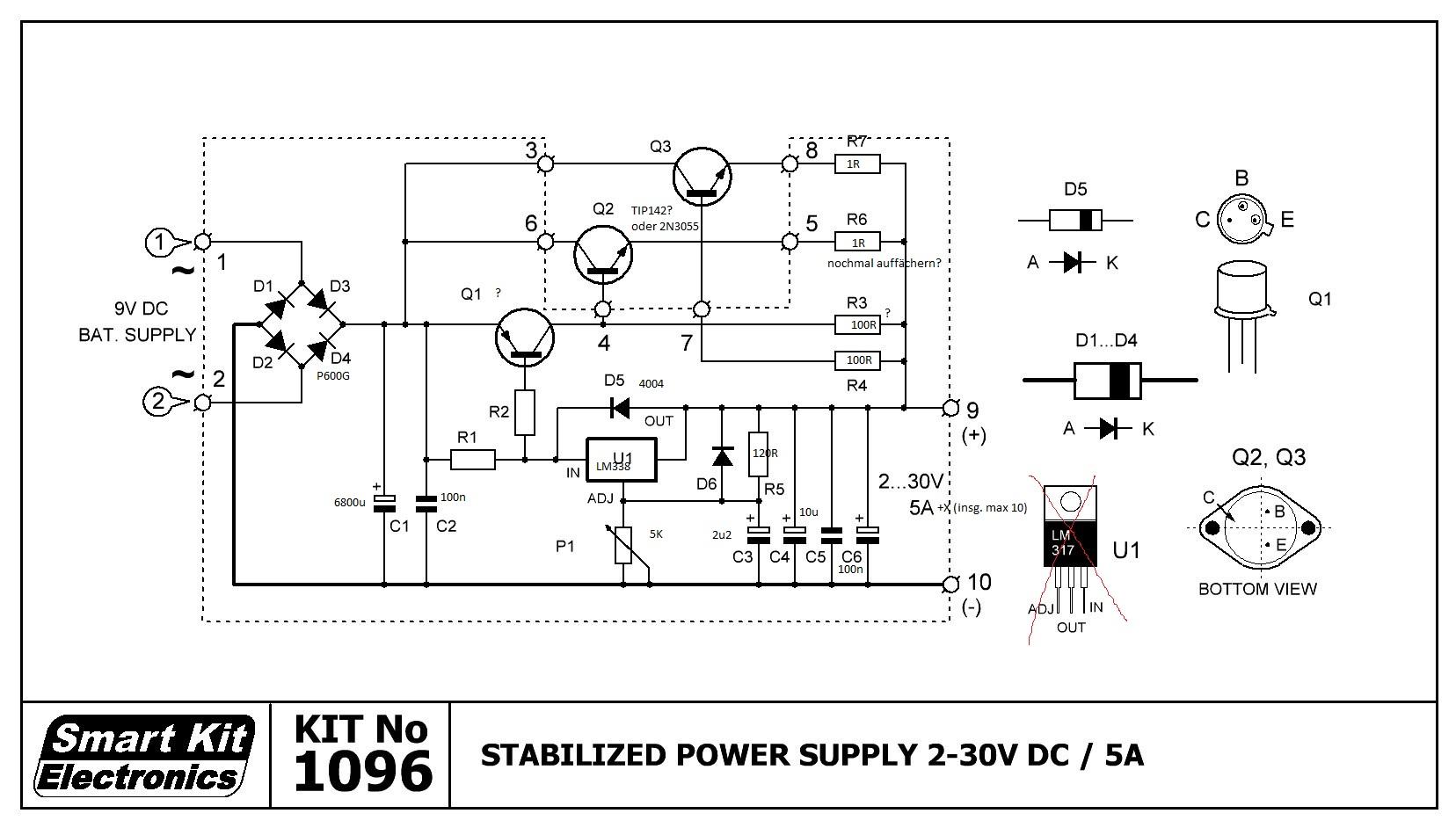 Netzteil-Rätsel konstruktiv - Mikrocontroller.net
