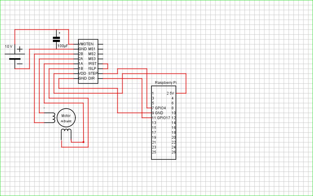 Schrittmotor viel zu wenig kraft - Mikrocontroller.net