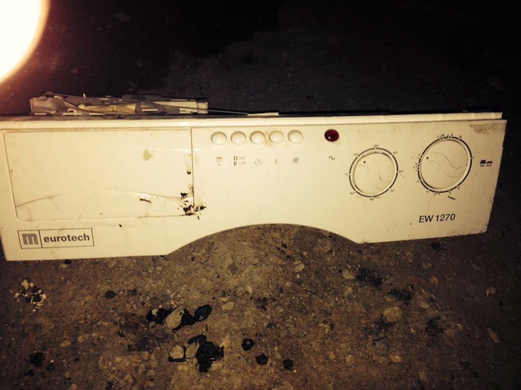 Waschmaschinenmotor direkt an v betreiben mikrocontroller