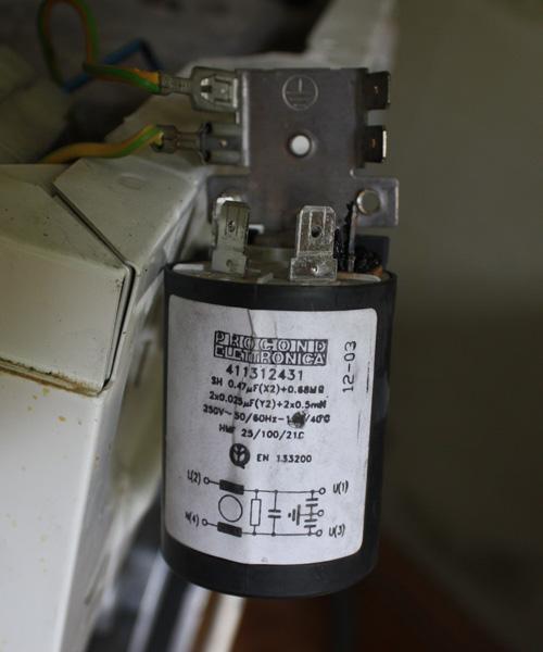 Waschmaschinenmotor direkt an 230V betreiben - Mikrocontroller.net