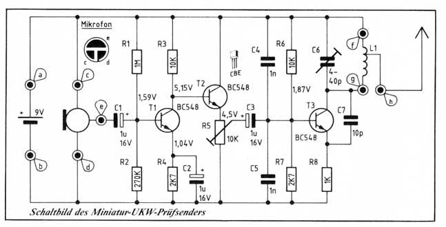 UKW-Sender , Mikro Problem - Mikrocontroller.net