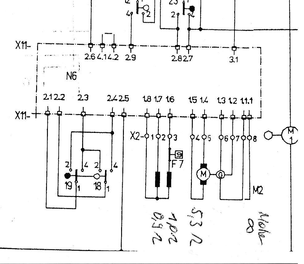 Tolle Waschmaschinenmotor Schaltplan Galerie - Elektrische ...