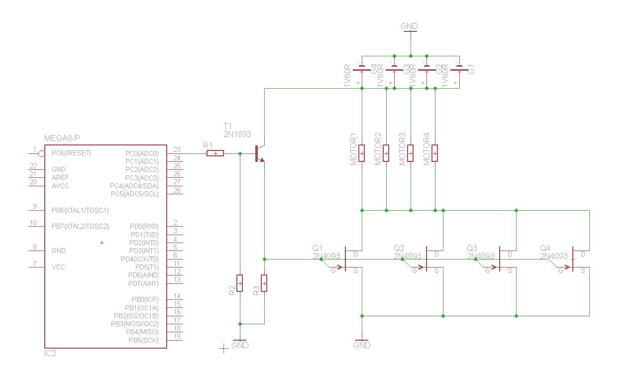 Mos-Fet ansteuern - Mikrocontroller.net