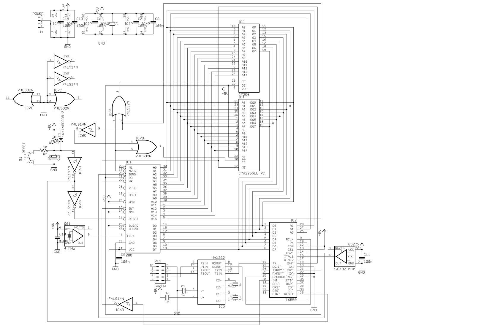 Retro Fieber: Z80 oder 68000 ? - Mikrocontroller.net