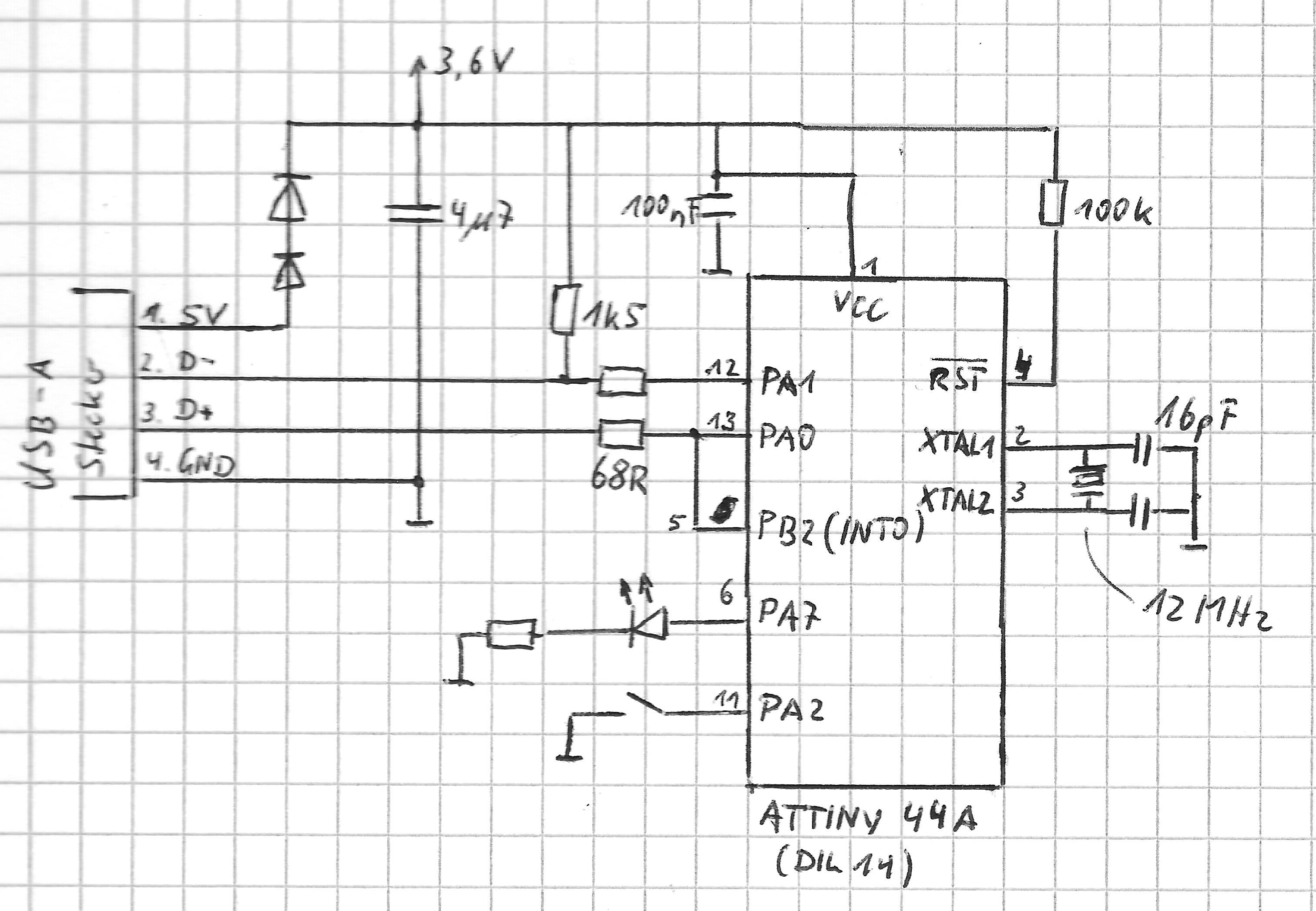 Wunderbar Usb 2 0 Schaltplan Galerie - Elektrische Schaltplan-Ideen ...
