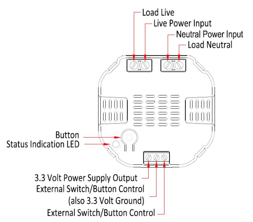 Verkabelung von einem Micro Smart Switch - Mikrocontroller.net