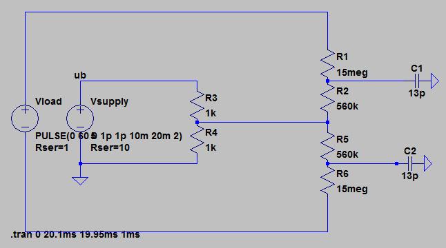 Hochohmige und schnelle Spannungsmessung für einen Regelkreis ...